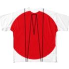 SakuraNaganoのNIPPON-つるあそび04 Full graphic T-shirts