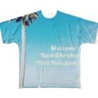 mixethnicjamamaneseのMixEthnicJamanese Full graphic T-shirts