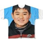 Ryの12歳 Full graphic T-shirts