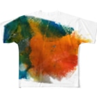 fandalの彩色 Full graphic T-shirts