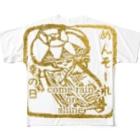 yukino-hiのめんそーれ   Full graphic T-shirts