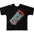 kozi69之SUZURIの宇宙のお話Tシャツ Full graphic T-shirts