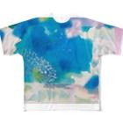 peonicのmisumi Full graphic T-shirts