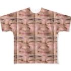 覇嶋卿士朗猿手品サンダークリムゾンじアまリーズ血褐色男爵ゾグザグゾクザギズグゾズゾノボラグラルゴンズの俺3 Full graphic T-shirts