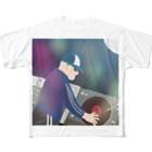 Logic RockStar  illustration Official StoreのLOGIC ROCKSTAR    Full graphic T-shirts