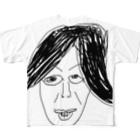 覇嶋卿士朗猿手品サンダークリムゾンじアまリーズ血褐色男爵ゾグザグゾクザギズグゾズゾノボラグラルゴンズのヤバイヤバイマン Full graphic T-shirts