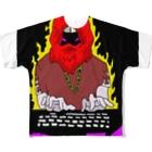 Keita Roimoのhackerboy Full graphic T-shirts