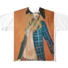 うちわえびのPirates Full graphic T-shirts