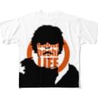 ブリキ屋のぼちぼちの日常 Full graphic T-shirts