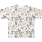 wokasinaiwoの超密エキゾ2020夏 Full Graphic T-Shirt