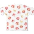 さとろくのももT Full graphic T-shirts