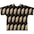 あじゅ✮うんたま屋のdebu-T Full graphic T-shirts