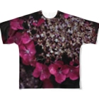 EViLの【花途夢】 6.12/2020 Full graphic T-shirts
