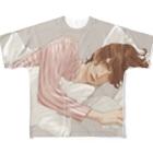tadayumiのフルグラフィックTシャツ No.1 Full graphic T-shirts