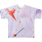 ATELIER SUIのシナプス Full graphic T-shirts