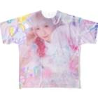 ようなぴしょっぴんぐまーとのようなぴイースター2019ver Full graphic T-shirts