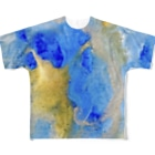 ATELIER SUIのbound Full graphic T-shirts