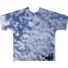 Lily bird(リリーバード)のいわし雲photo2 Full graphic T-shirts