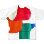 jota_ikrのめくるめく1月 Full graphic T-shirts