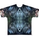 水 本 ¿ ? のsoul Full graphic T-shirts
