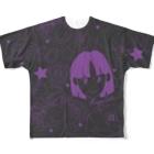 オートレースモバイル     佐藤摩弥オフィシャルグッズの佐藤摩弥デザインTシャツ.ダークグレーⅡ Full graphic T-shirts