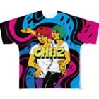 CHEBLOのCHAZ Full graphic T-shirts