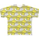 Panic Junkieのレモンライス Full Graphic T-Shirt