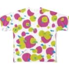 WON CHANCE ワンチャンスのWON CHANCE(ワンチャンス) Full graphic T-shirts