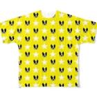 NICO25'S TIMEの★ボストンフルグラフィックTシャツ