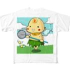 ポイン@仮想中毒のポイン@ハイパーニート Full graphic T-shirts