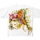 sioriの虚栄恋 フルグラフィックTシャツ