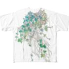 hugging♡+《ハギング ラブ プラス》のつるまきさん2 フルグラフィックTシャツ