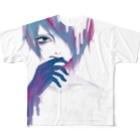 かつまた ゆいのmelow Full graphic T-shirts