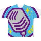 原田専門家のパ紋No.3162 岡本 Full graphic T-shirts