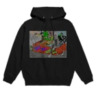 ∅({})の5pointz Hoodies