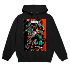 りん太のmonotsukuri production ALL STARS Hoodies