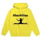 SLACKLINE HUB(スラックライン ハブ)のスラックライン(スプレッド) Hoodies