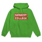 HarmonyCollege_Osyan-T-shirtのシンプルハーモニィカレッジ Hoodies