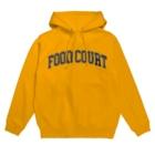 Goohy Warhol(グーヒー ウォーホール)のフードコート好きな人のロンT Hoodies