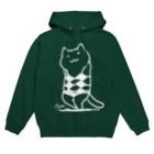 PygmyCat suzuri店のビキニスタイル02 Hoodies