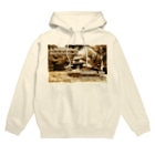 FUCHSGOLDの日本の城:土浦城 Japanese castle: Tsuchiura castle Hoodies