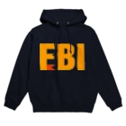 Kaoruoka Productsのエビフライ捜査官OFFICIALグッズ Hoodies
