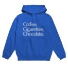 mawwwww.com | design projectのCoffee,Cigarettes,Chocolate. Hoodies