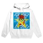 Logic RockStar  illustration Official StoreのECHO  Hoodies