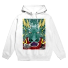 ZOX Official Storeの【昇侍】RISING DRAGON Hoodies
