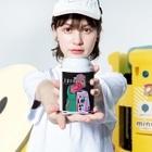 しきだ/色田のかわいこちゃん(黄髪) Kooziesのサイズイメージ