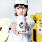 P-TOSHIのブッチャーの夏休み Kooziesのサイズイメージ