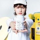 tsubasamoonのTSUBASAMooN 天使のカワウソちゃん SIMPLE Kooziesのサイズイメージ