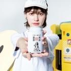 酩酊女子制作委員会suzuri支店のおさけだいすきアマビエちゃん Kooziesのサイズイメージ