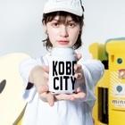 JIMOTO Wear Local Japanのkobe CITY 神戸ファッション アイテム Kooziesのサイズイメージ